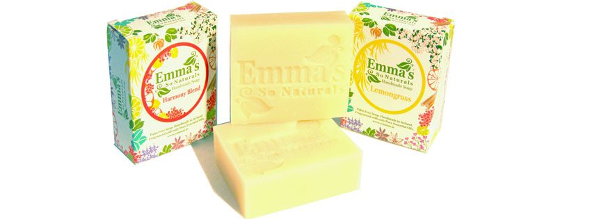 Emmas So Naturals handmade soap