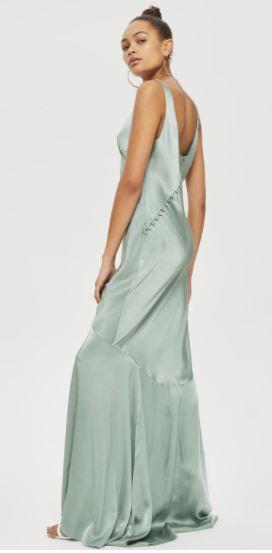 topshop bridesmaid dress 2