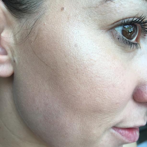 sosu cream stick makeup look 2 showing bronzer