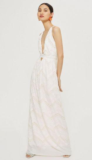 topshop wedding dress