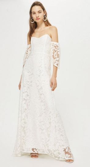 topshpo bridal gown