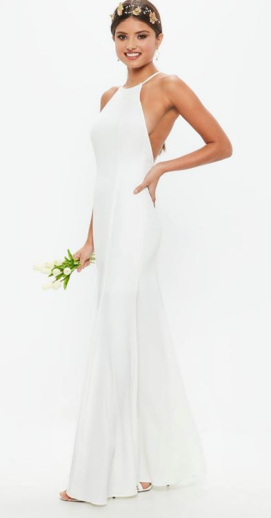 misguided bridal gown 3