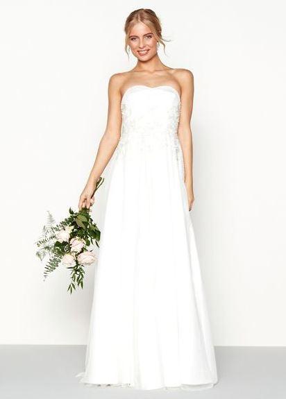 debenhams bridal gown 2
