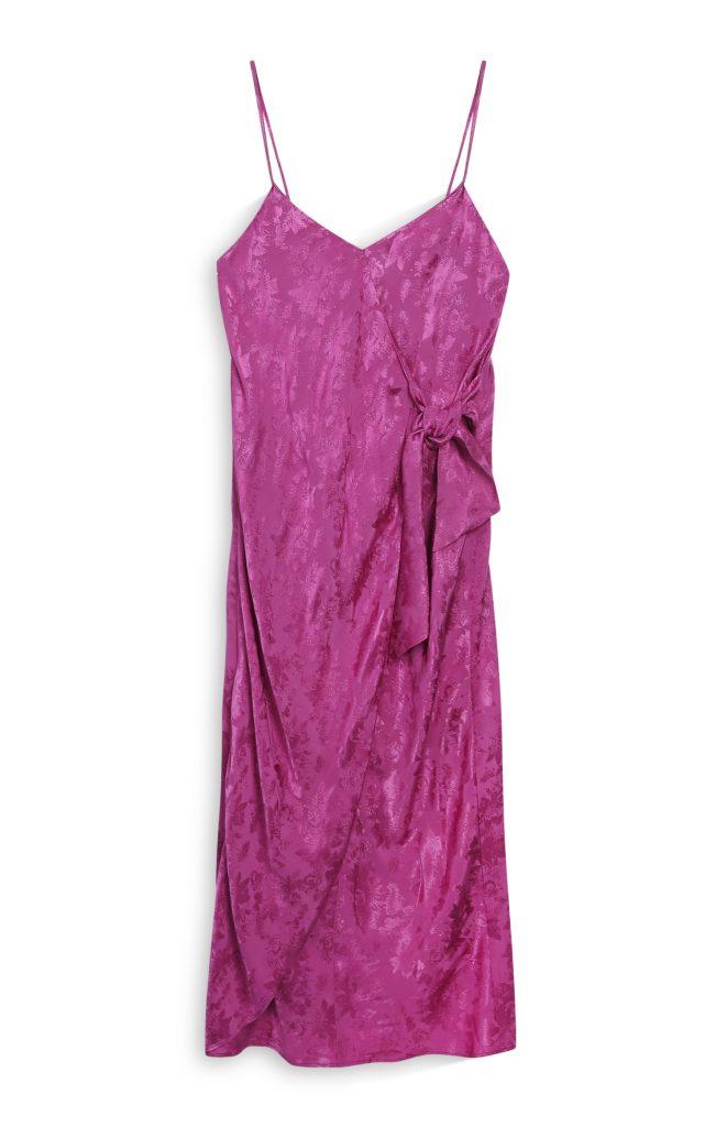penneys purple dress