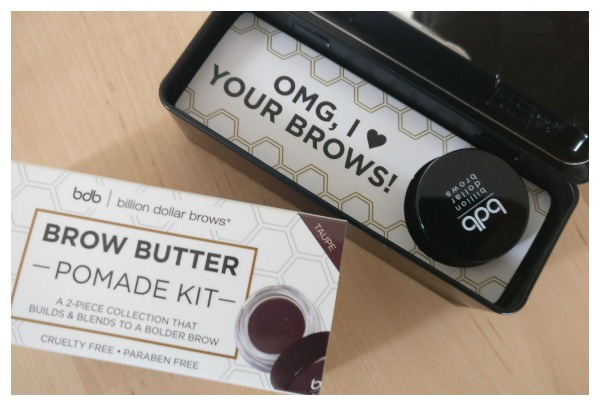 have you tried the new billion dollar brows pomade yet beaut ie