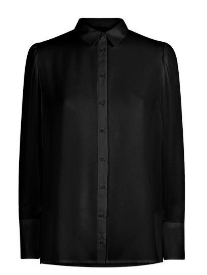 new look shirt meghan markle wedding guest look