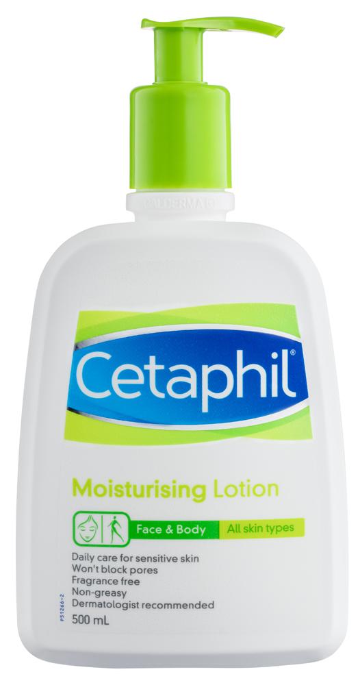 fragrance free moisturisers cetaphil