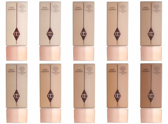 Hydrating foundation CT
