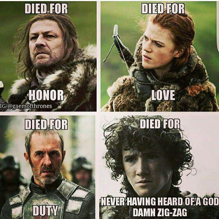 Brilliant Game of Thrones Memes For People Who Can't Wait ...