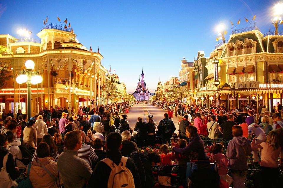 Work for Disneyland