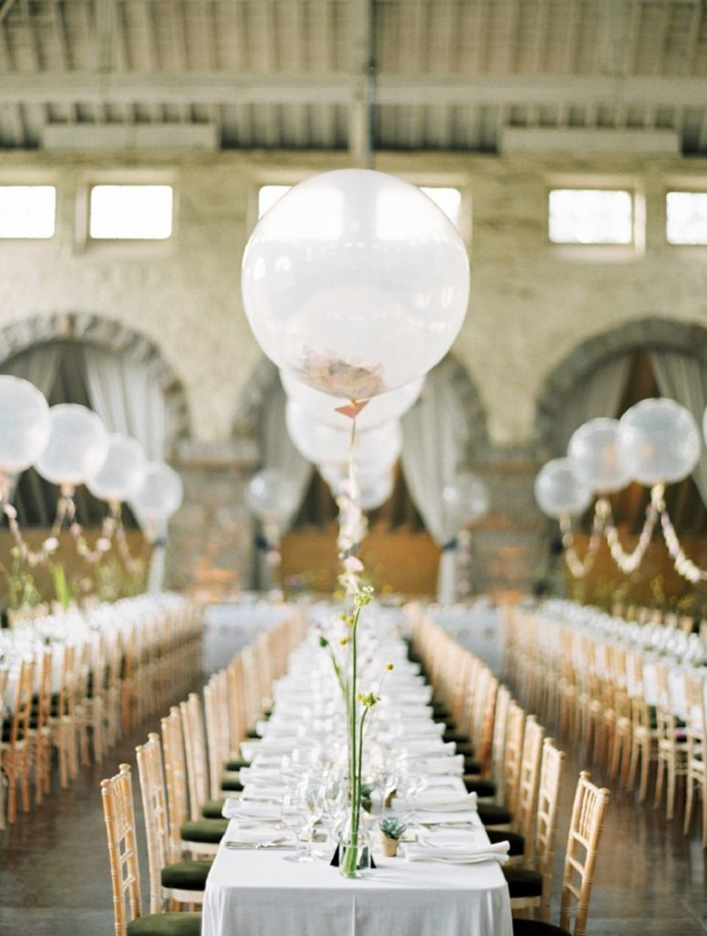 10 Awesome And Fun Wedding Balloon Ideas Confetti