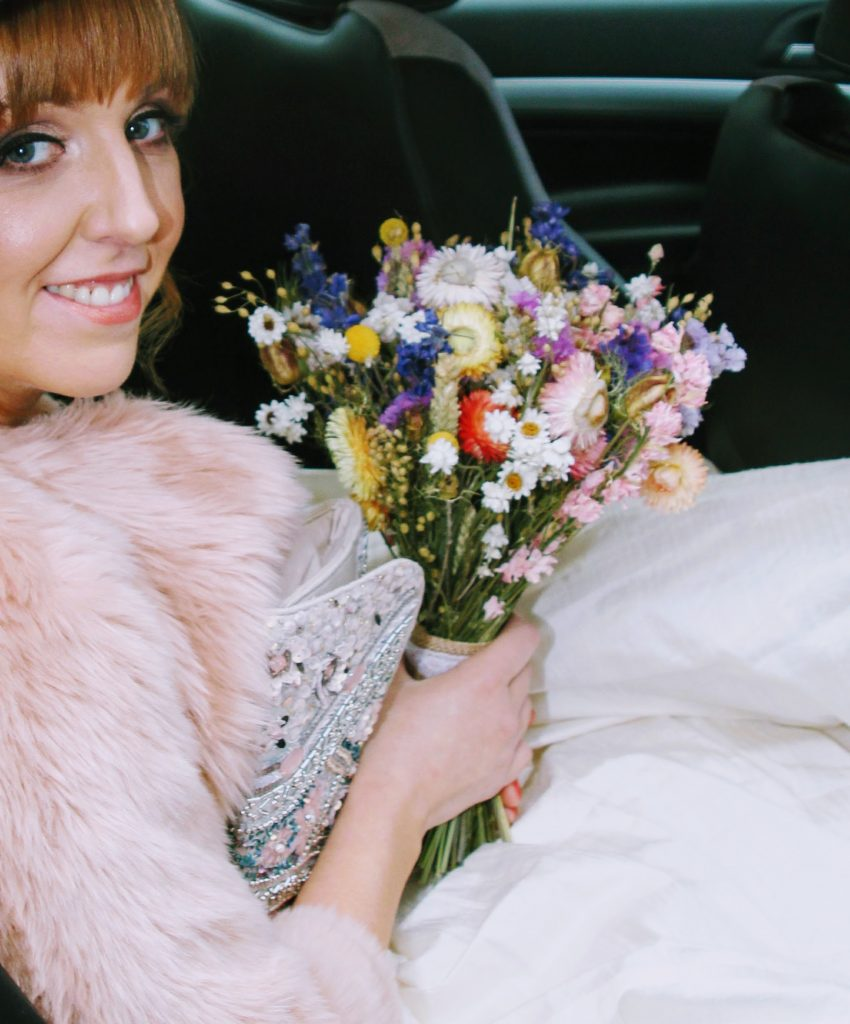 Win 350 Worth Of Flowers For Your Wedding From Mad About Flowers