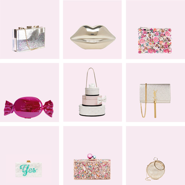 beautiful bridal bags wedding clutch cheap budget hangbags designer
