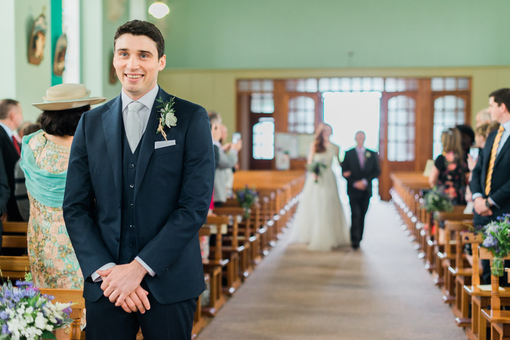 Step House wedding