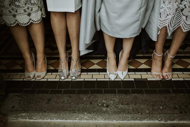 alternative belfast wedding
