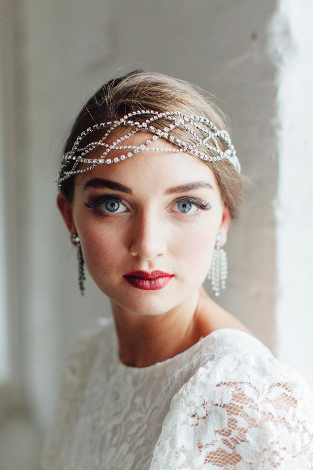 vintage wedding dress shopping