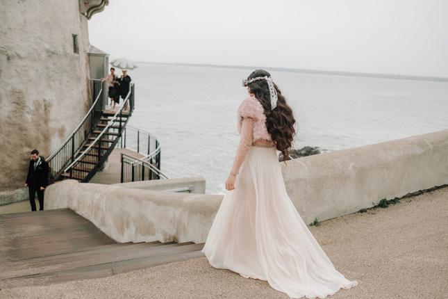 martello tower wedding