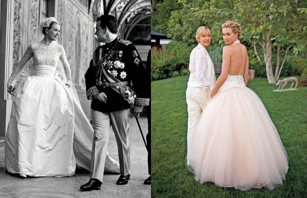 Top 20 Best Courthouse Wedding Dresses: Top 20 Celebrity Wedding Dresses Of All Time