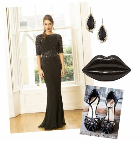 b26c9e47f3a What to wear to a Christmas wedding