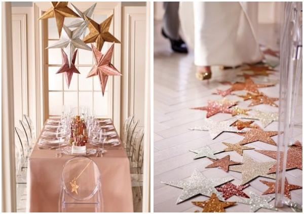 Inspiring Ideas For A Rose Gold Wedding Confetti Ie