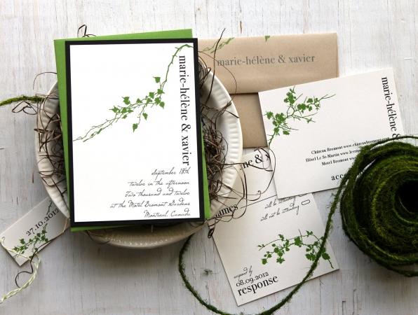 Elegant Irish Themed Wedding Inspiration Confetti