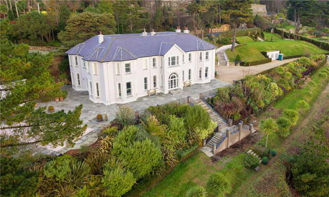 Gorse Hill  The Famous Killiney Mansion  Is On The Market