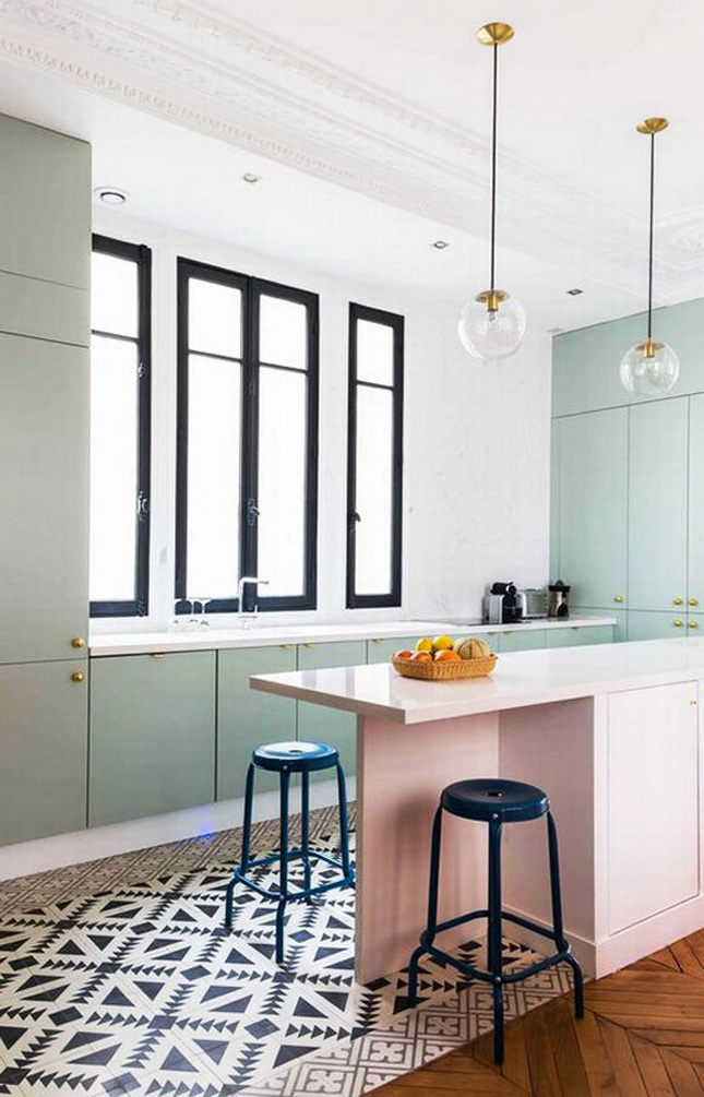 pretty in pink 17 pink kitchens that will make you want to