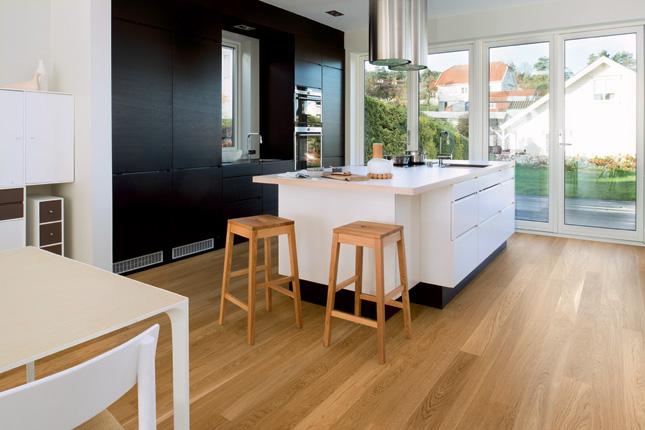 White Tiles Not Cutting It 48 Kitchen Flooring Ideas You'll Love Inspiration Kitchen Floor Ideas
