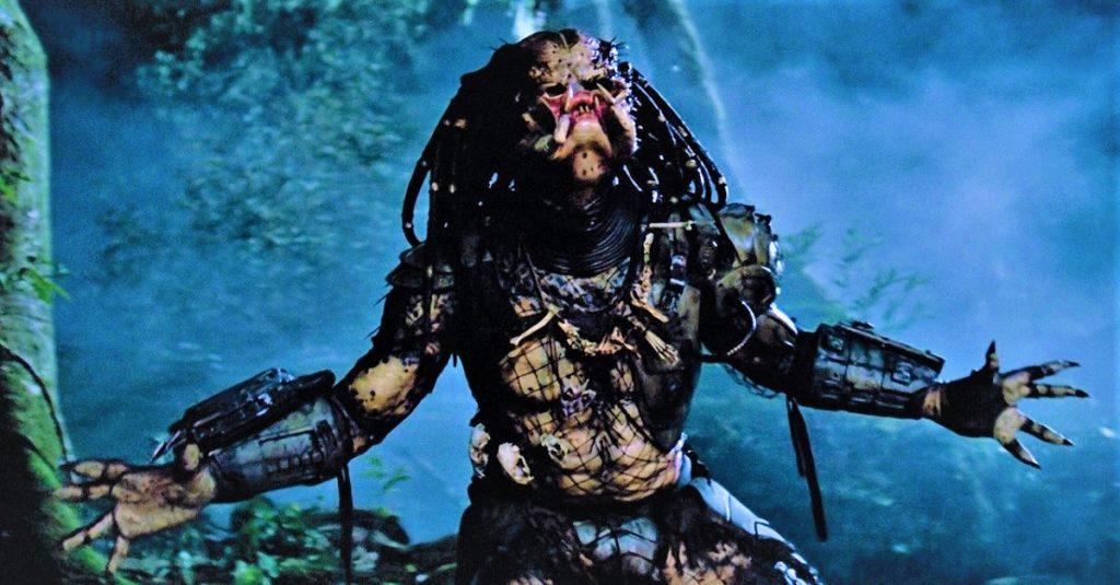 There's a secret Predator movie set in Ireland