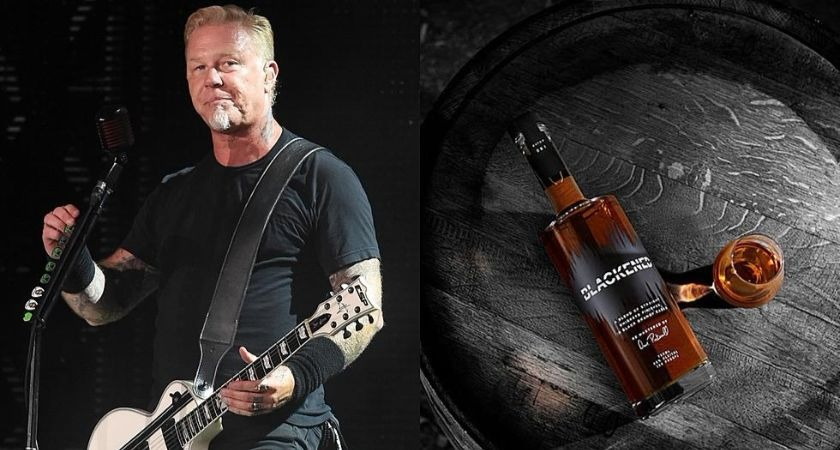Metallica launch their own sound-aged whiskey - but Irish fans won't be happy