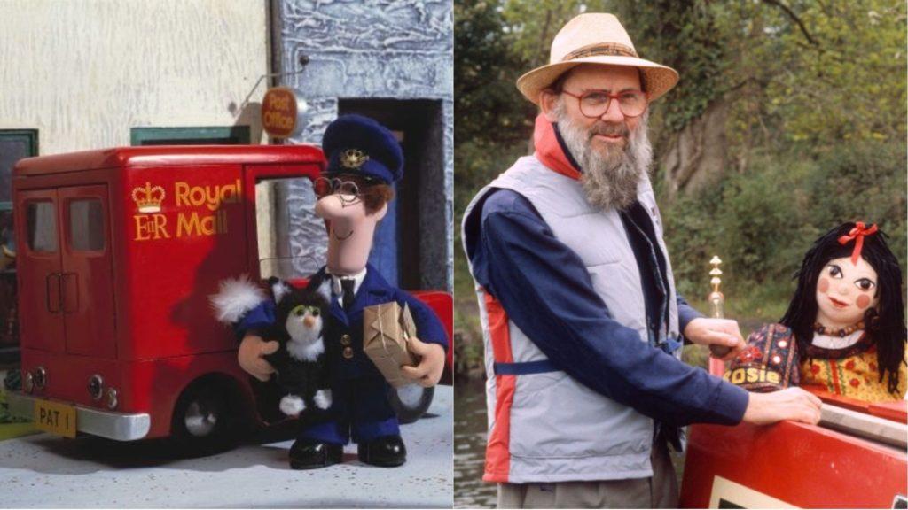 Postman Pat and Rosie And Jim creator John Cunliffe has ...