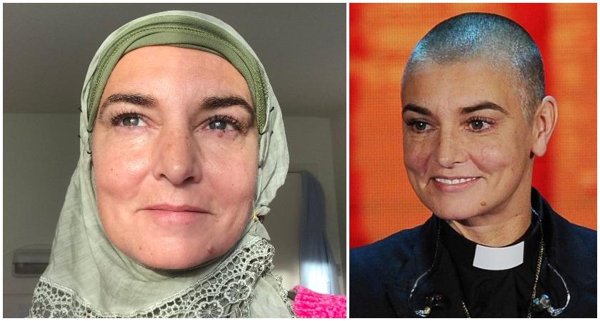Картинки по запросу Sinead O'Connor hijab