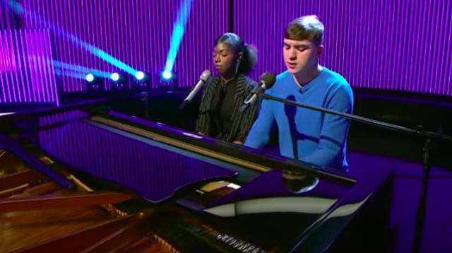 Dublin teenagers reunite for stunning performance of Christina Aguilera song that went viral - Irish Post