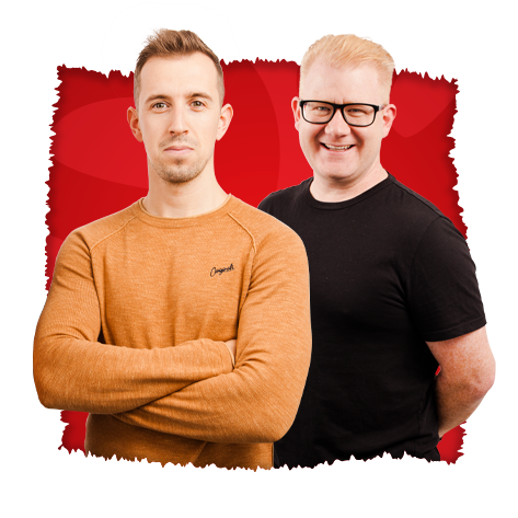 98FM'S Big Breakfast with Cooper & Luke
