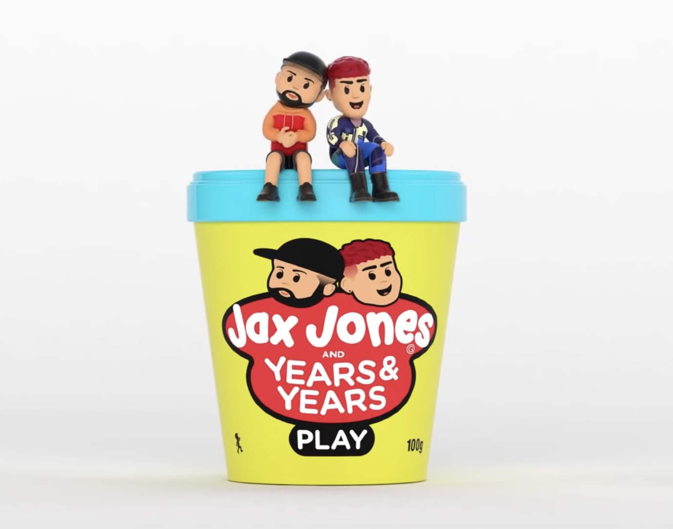 Jax Jones ft. Years & Years - Play