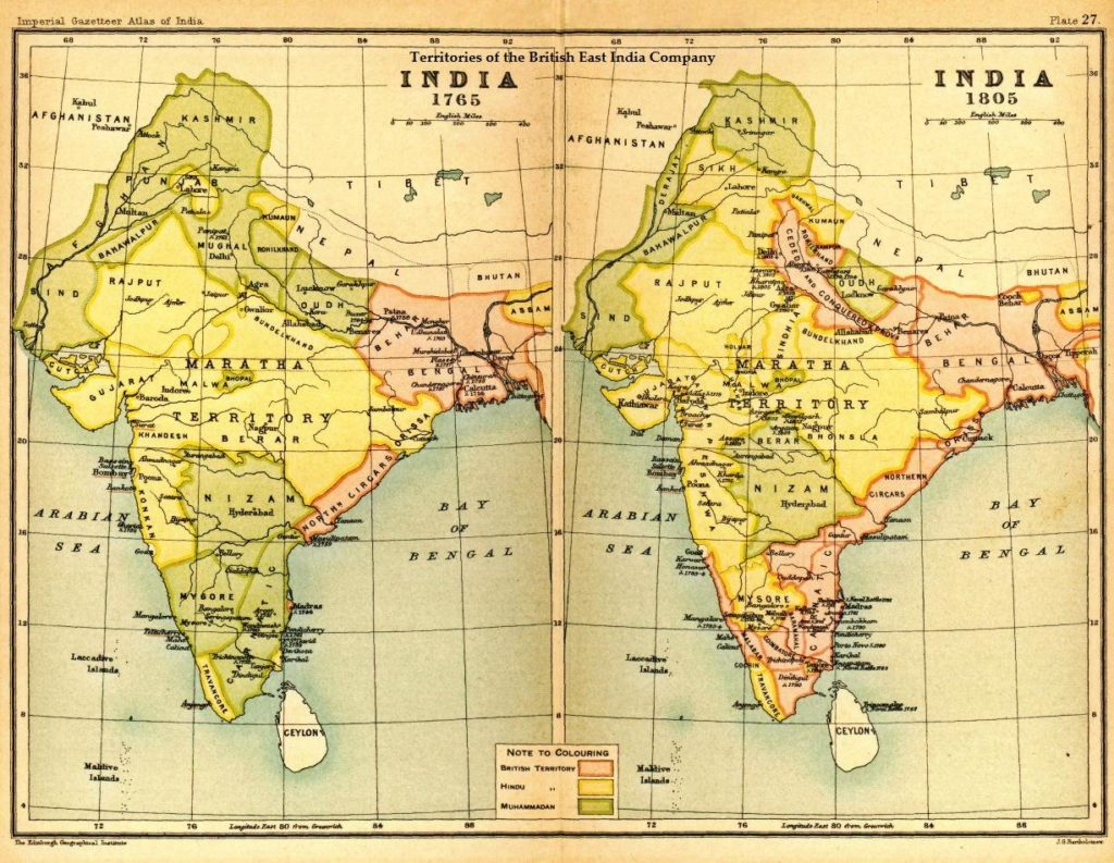 The East India Company: A History
