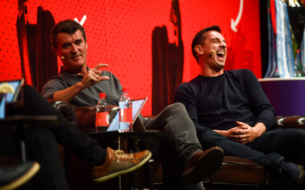 UNCUT: Roy Keane and Gary Neville on the Treble, Booze and the #MUFC Glory Years |