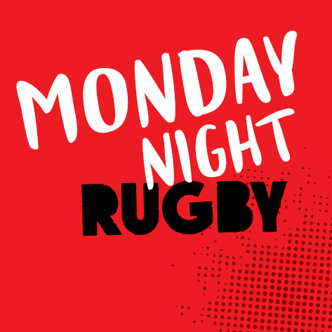 LIVE: Monday Night Rugby