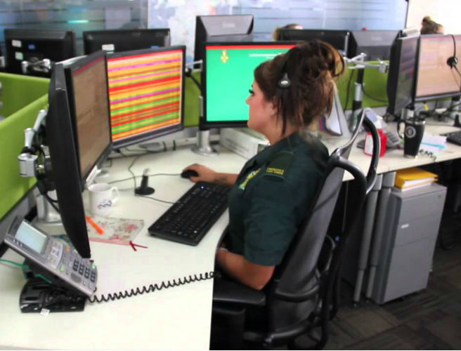 The history of 999 calls