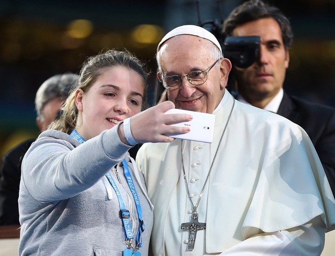The Pope in Ireland Exclusive Highlights Henry McKean