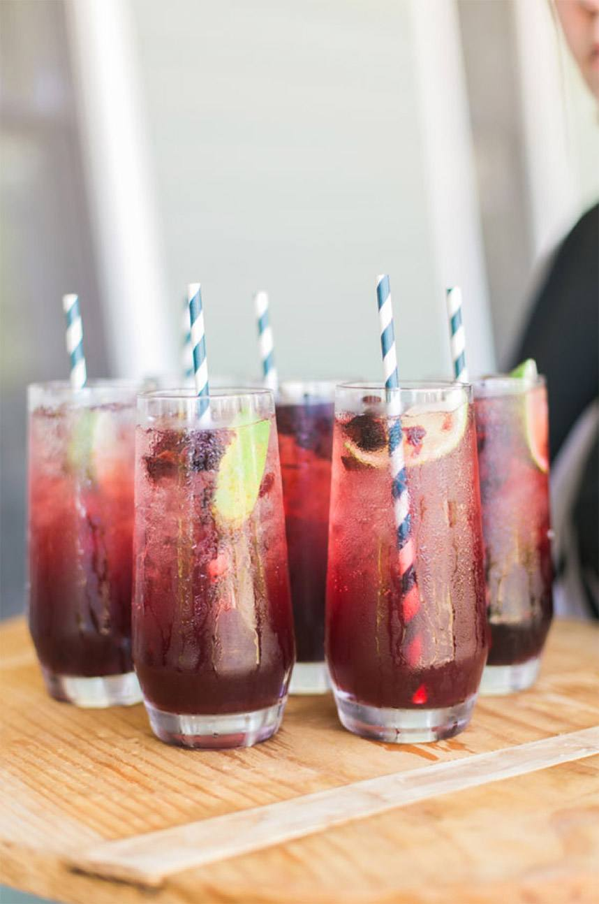 Marsala cocktails