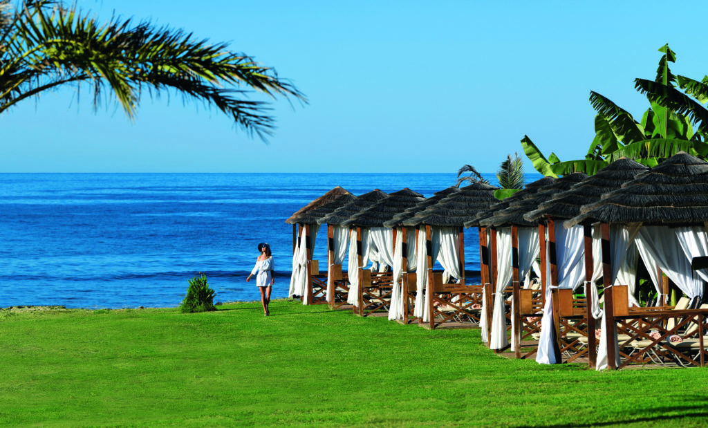 Seafront resort Cyprus with TUI