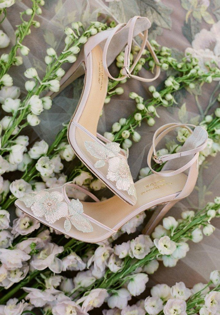 Claire Pettibone for Bella Belle Flora Shoe