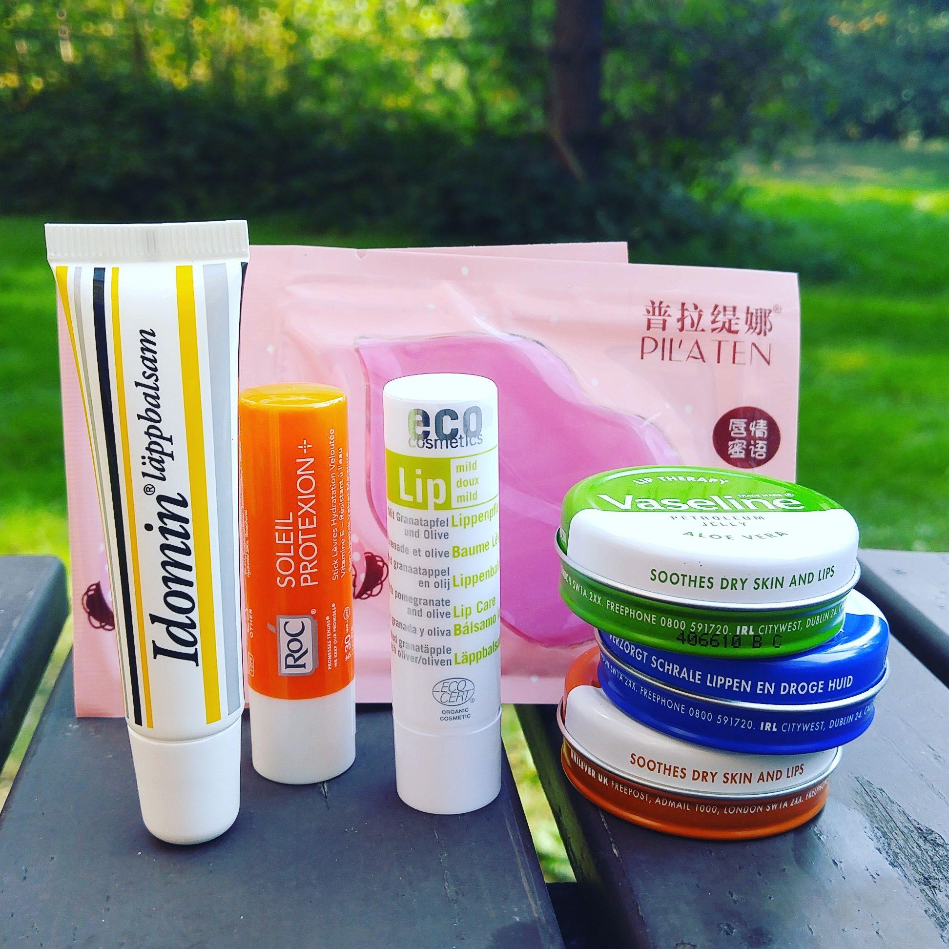 Se alla våra produkter för läpparna