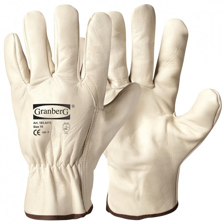 12-pack Granberg® montagehandskar i oxnarv
