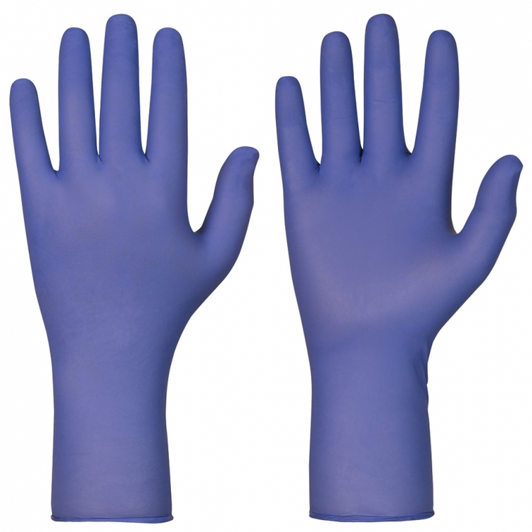Magic Touch® 100-pack engångshandskar i Soft Nitrile™. Puderfria, acceleratorfria. 114.615