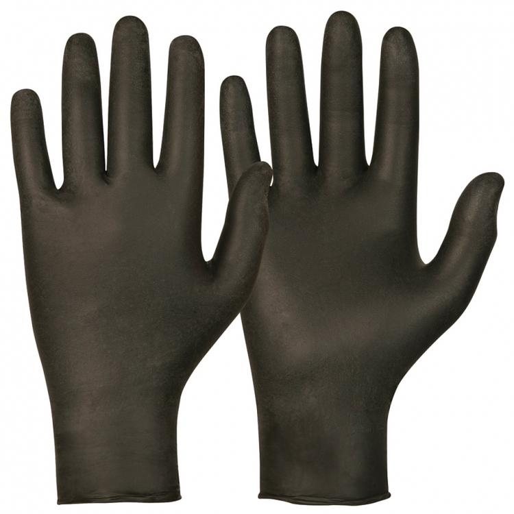 Magic Touch® 100-pack engångshandskar i Soft Nitrile™, puderfria. 114.628