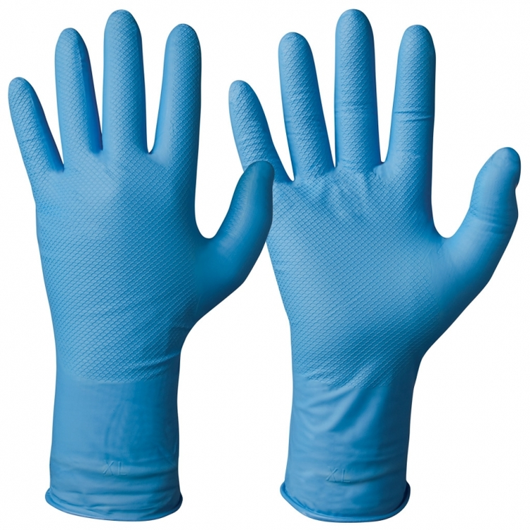 Granberg® 48-pack engångshandskar i nitrilgummi, puderfria. 114.955