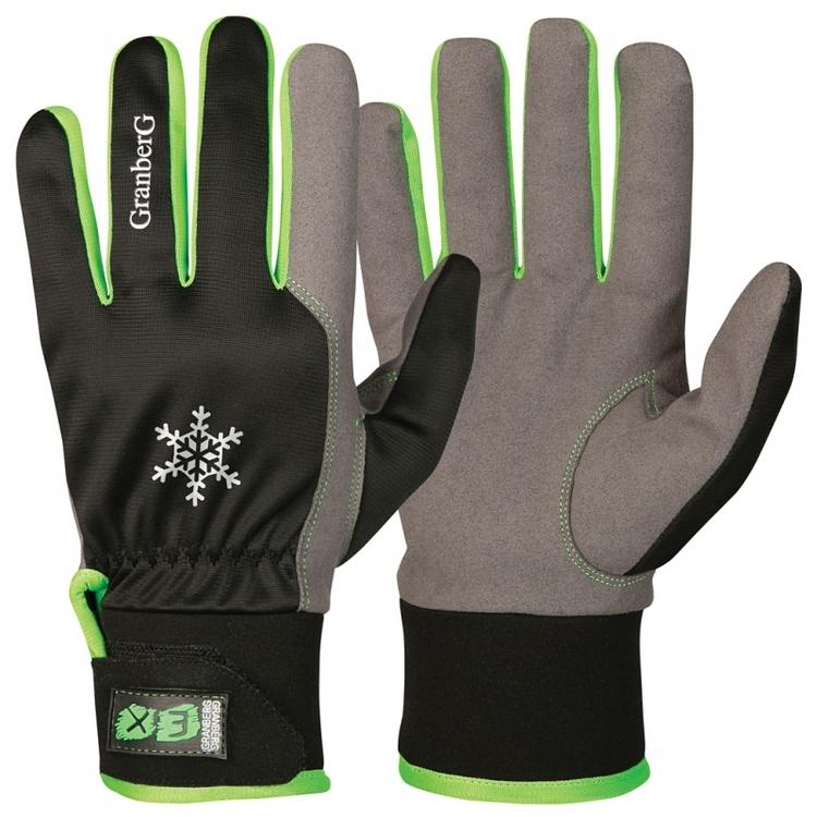 EX® 12-pack montagehandskar i  MacroSkin Pro® och nylon, vinter. 120.4294W
