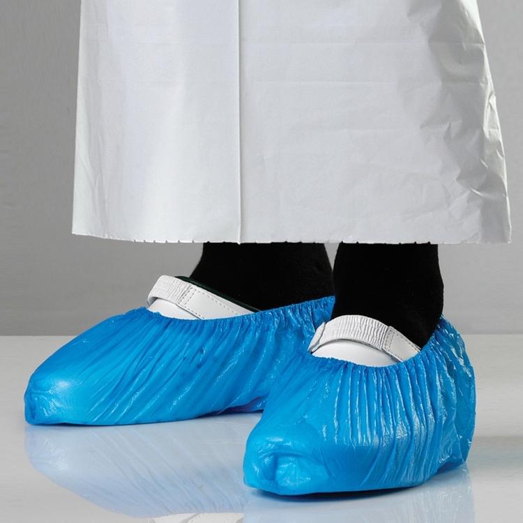 Granberg® 2000-pack skoöverdrag, standard i CPE-plast, 16 tum. 210.0060